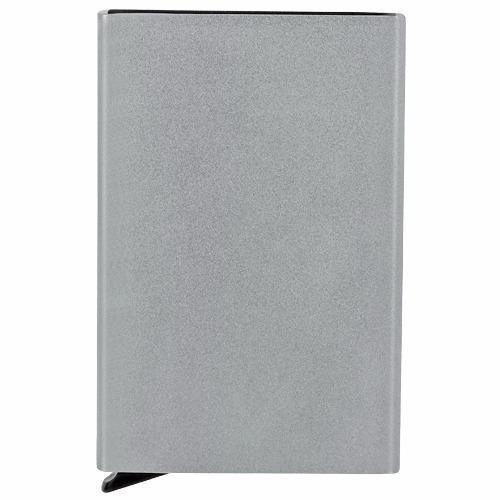 Tarjetero O Porta Tarjetas Aluminio Rfid Pop Up Con Envio
