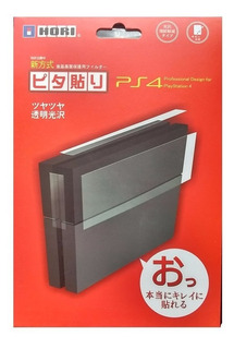 Skin Transparente Playstation 4 Film Protector No Manchas