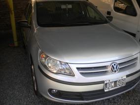 Volkswagen Voyage 2011 Confortline Plus Nafta/gnc Full