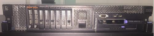 Servidor Ibm System X3650 M2 2 Xeon E5530 2.40ghz - 8gb Pc3