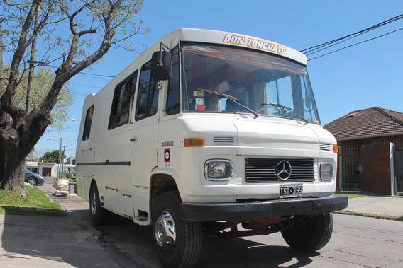 Mercedes Benz 608 Motorhome Casa Rodante