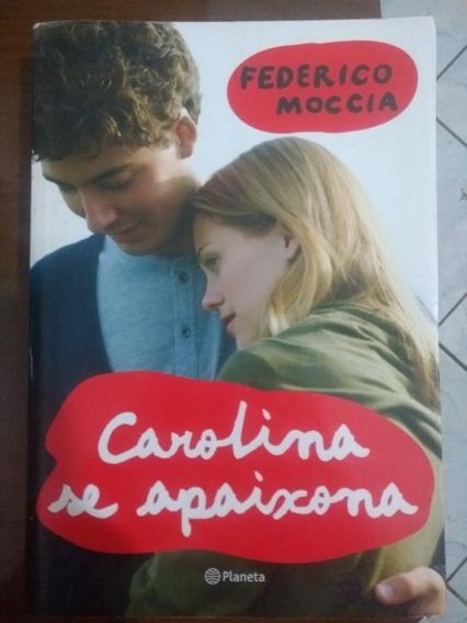 Livro Carolina Se Apaixona