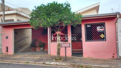 Casa Residencial À Venda, Vila Cordenonsi, Americana. - Ca0926
