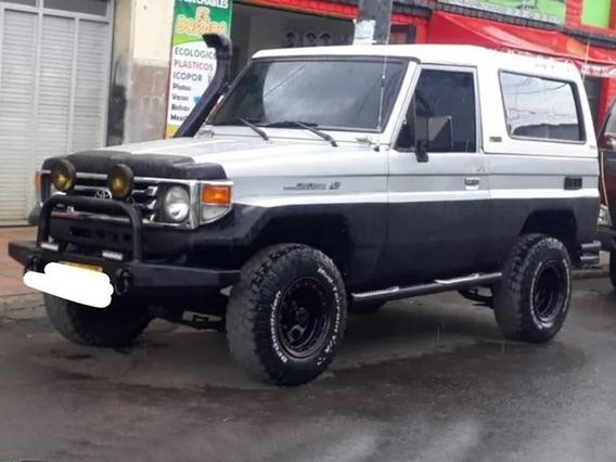 Toyota Land Cruiser Care Sapo
