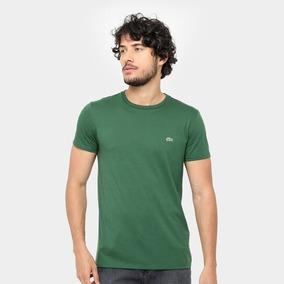 Camisa Camiseta Lacoste Masculina Regular Fit