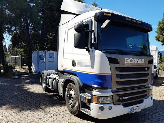 Scania G400 4x2, 2013/2014, Câmbio Automático Único Dono