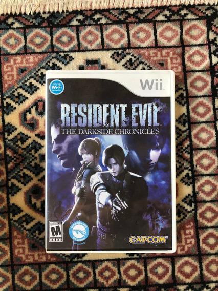 Resident Evil 1, 4, Umbrella Chronicles, Darkside Chronicles