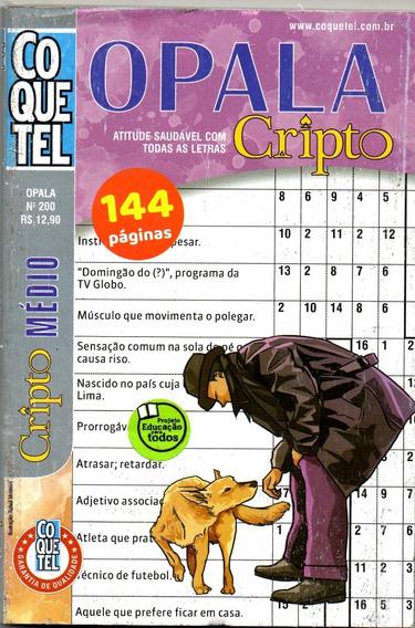 Coquetel Cripto Kit Com 11 Revistas