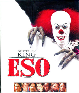 Bluray Eso ( Stephen King´s It ) 1990 - Tommy Lee Wallace