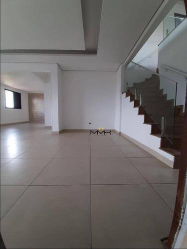 Cobertura Com 2 Dormitórios À Venda, 173 M² Por R$ 900.000,00 - Embaré - Santos/sp - Co0035