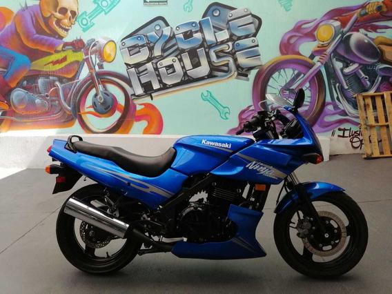 Kawasaki Ninja 500 09 Impecable Titulo Limpio Checala!!!!!!!