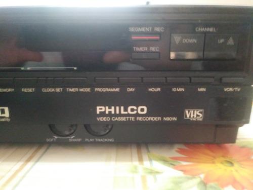Video Cassetera Grabadora Philco