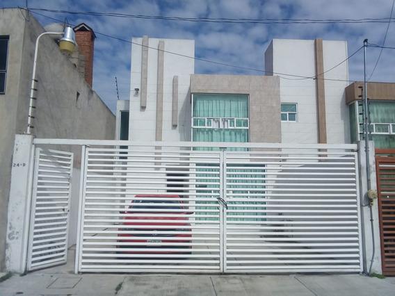 Rento Casa En Ocotlan Col Miraflores Tlaxcala