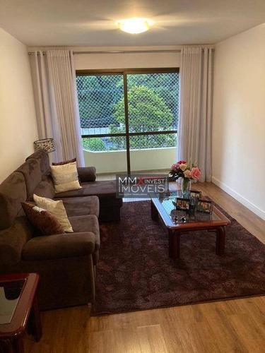 Imagem 1 de 24 de Apartamento Com 4 Dormitórios À Venda, 153 M² Por R$ 760.000,00 - Vila Nova Cachoeirinha - São Paulo/sp - Ap1091
