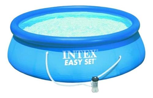 Pileta Inflable Easy Set Intex Bomba 10681l 457x91 Cuotas