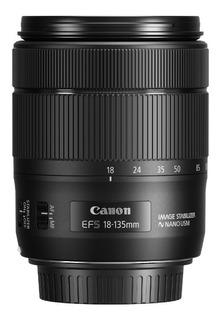 Lente Canon Ef-s18-135 F/3.55.6 Is Usm
