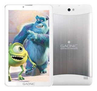 Tablet Gadnic 7 Hdmi 1gb + Funda Regalo Bidcom + Celular