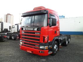 Scania R\124 400 6x2 2002\2002
