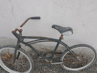 Bici Playera Rodado 24