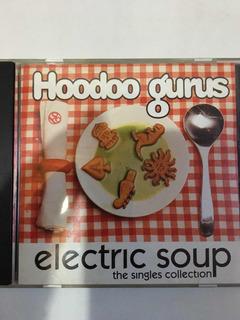 Cds Hoodoo Gurus - 2 Cds Gorilla Biscuit + Electric Soup