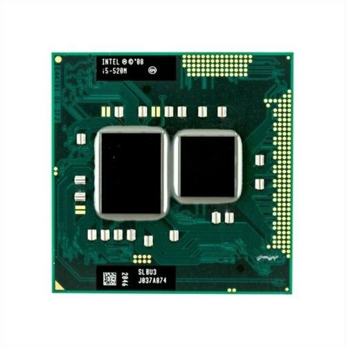 Imagem 1 de 1 de Processador Core I5 520m Notebook 1ª Geração 2.4ghz 3mb Novo