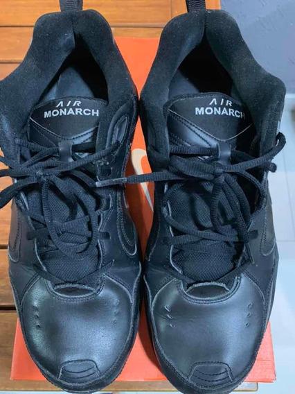 Tênis Nike Monarch Preto 48 Bra 15 Eua