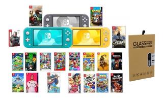 Nintendo Switch Lite+juego A Eleccion(fotografia)
