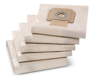 Paquete De Bolsas 5x Karcher Nt 48/1 Tienda Oficial