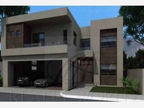 Casa En Venta En El Porton De Valle Alto, Monterrey