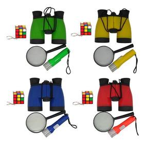 Kit Super Detetive Do Prédio A 100 Pçs (25 Kits)