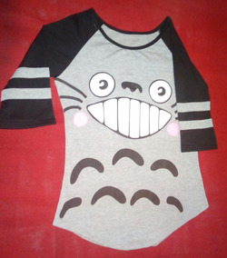 Playera Totoro