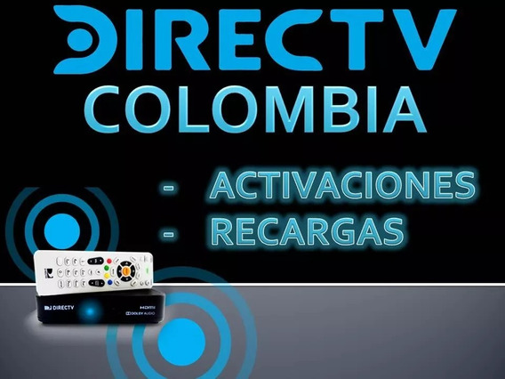 Activacion De Directv Colombiano