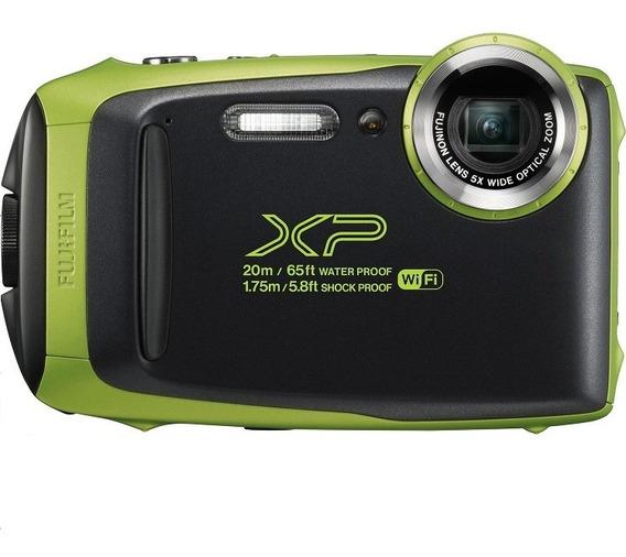Camera Digital Fujifilm Finepix Xp130 À Prova D