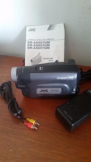 Filmadora Vhs Jvc Gr-ax657um