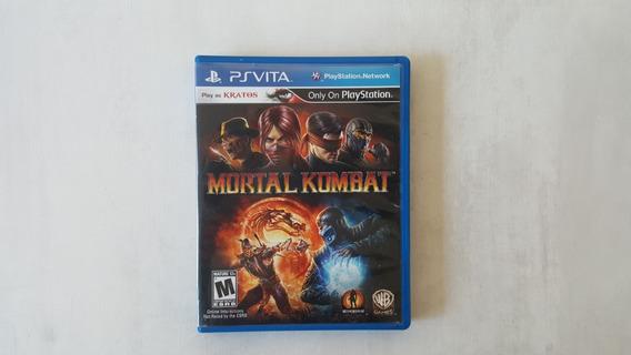 Jogo Mortal Kombat 9 - Ps Vita - Original