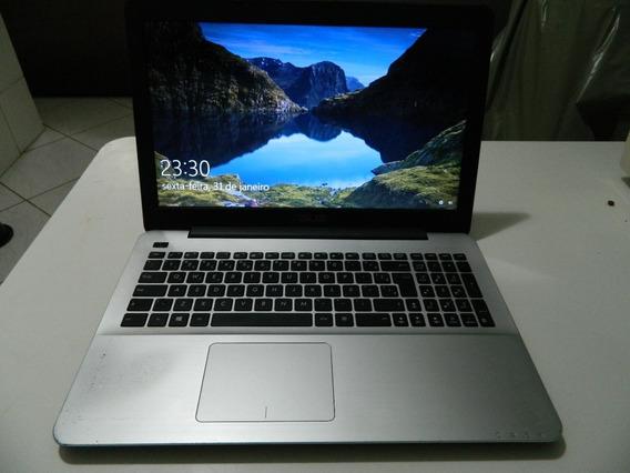 Notebook Asus X555ub-bra-xx299t I5 6200u, 8 Gb, 940m, Hd 500