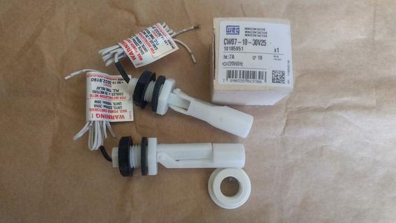 Sensores Icos 1 Minicontator Cw07 Automação Bomba Kit