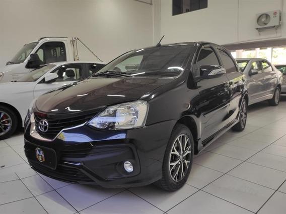 Toyota Etios Hatch Etios Platinum 1.5 (flex) (aut) Flex Aut