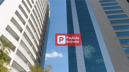Sala Para Alugar, 68 M² Por R$ 2.700,00/mês - Granja Julieta - São Paulo/sp - Sa0665