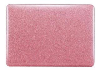Carcasa Macbook Pro 13.3 A1278 Diamantina Brillo Glitter