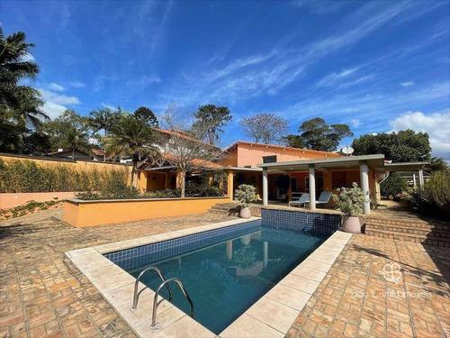 Imagem 1 de 30 de Casa Com 3 Dormitórios À Venda, 400 M² Por R$ 2.075.000,00 - Granja Viana - Cotia/sp - Ca1681