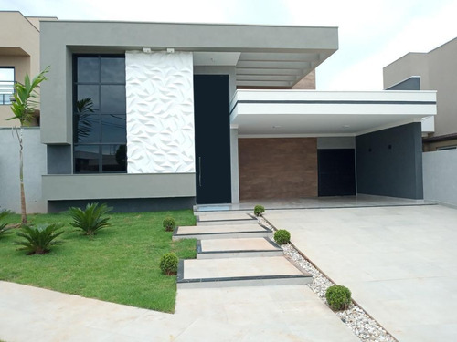 Casa Com 3 Dormitórios À Venda, 210 M² Por R$ 1.180.000,00 - Residencial Gaivota I - São José Do Rio Preto/sp - Ca8910