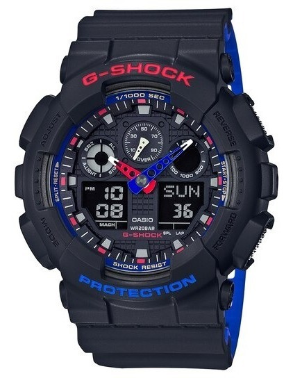 Relógio Casio G-shock Masculino Original Ga100lt1adr