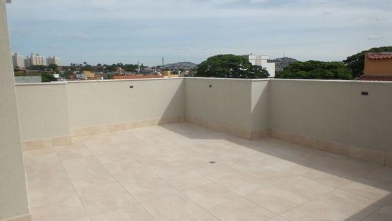 Cobertura Com 2 Quartos Para Comprar No Santa Mônica Em Belo Horizonte/mg - 1810