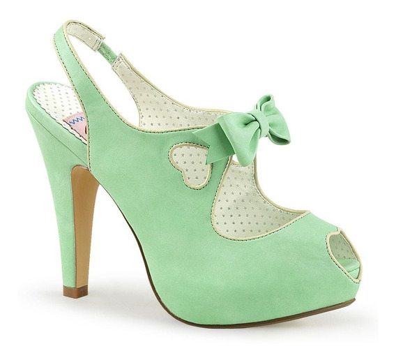Zapatos Pinup Couture By Pleaser Bettie-03 Retro