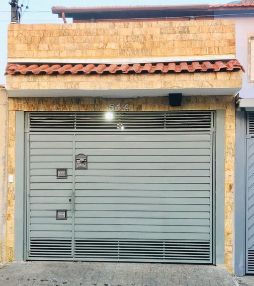 Lindo Sobrado Na Vila Iase, Taboão Da Serra. Ref 82594