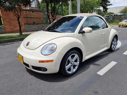 Volkswagen New Beetle Cabrio At 2500cc Sport Aa Tc