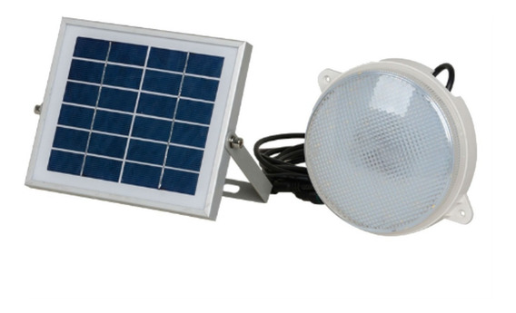 Lámpara Solar Led Interior 7w