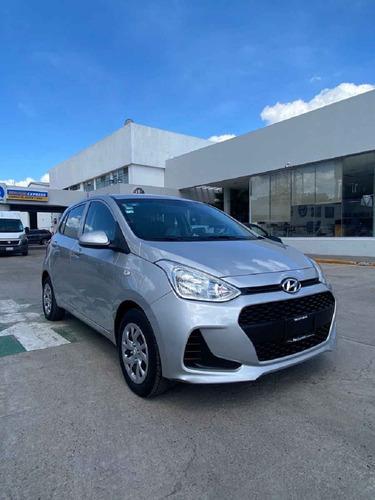 Imagen 1 de 15 de Hyundai Grand I10 2018 5p Gl Mid L4/1.2 Premium Man