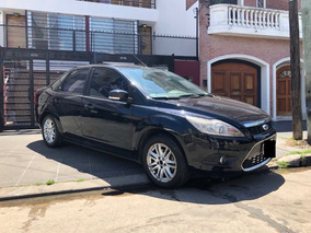 Ford Focus Ii Guia 2.0 Exe $110.000 Y Cuotas Permuto